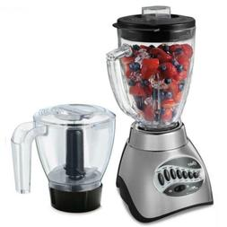 Oster 006878 Core 16-Speed Blender with Glass Jar, Black