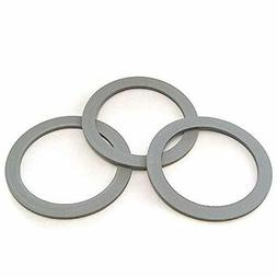 3 Blender Rubber Gaskets O Ring Seal for Black & Decker, BL5