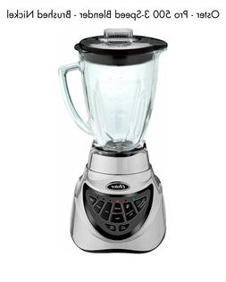 New Oster Pro 500 Professional Series Blender Metal Drive 7