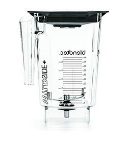 Blendtec WildSide+ 3 Quart Jar , Five Sided, Professional-Gr