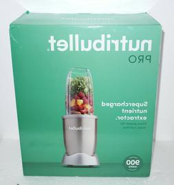 NutriBullet™ Pro 900 Series 9-Pc. Nutrition Food Extra