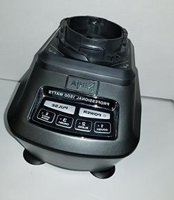 Ninja Blender Power Motor Base 1500w Black Replacement BL770