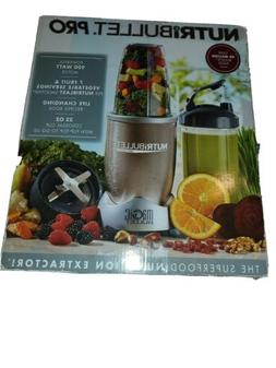NutriBullet Pro - 13-Piece High-Speed Blender/Mixer System w