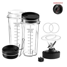 Replacement Parts Compatible with Ninja Blender Parts Bottom