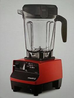 Vitamix 6500 Improved 6300 More Powerful, Fits Under Cabinet