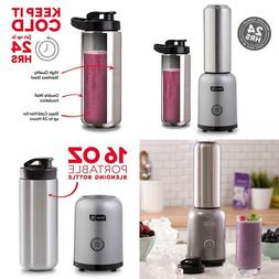 Dash Arctic Chill Blender: The Compact Personal Blender with