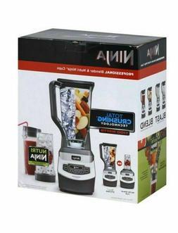 NINJA BL660: Professional Blender w/ Nutri Ninja Cup, 1100 W
