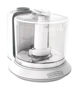 Black Decker 2 Cup One Touch Electric Food Chopper Blender M