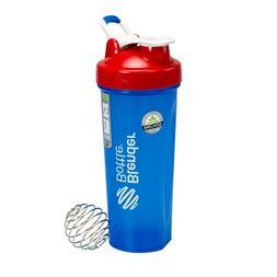 BlenderBottle Full Color Bottle - All American Colors with S