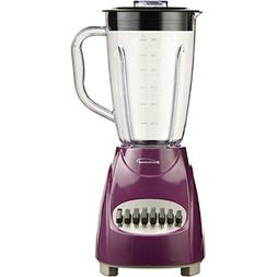 Brentwood 12-Speed Blender -Purple