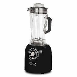 Dash Chef 1400-Watt Premium Digital Blender with Recipes-Bla