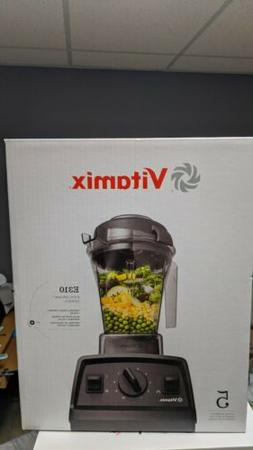 Vitamix E310 Explorian Blender - Black