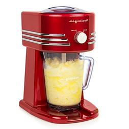 Nostalgia Electrics FBS400RETRORED Frozen Beverage Maker, 1