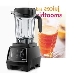 Vitamix G-Series 780 Black Home Blender with Touchscreen Con