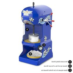 Great Northern Premium Quality Ice Cub Shaved Ice Machine Co