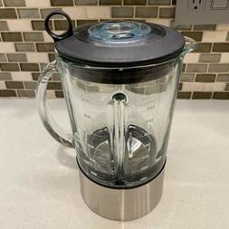 BREVILLE IKON HEMISPHERE Blender Replacement Glass Jar w/ Bl