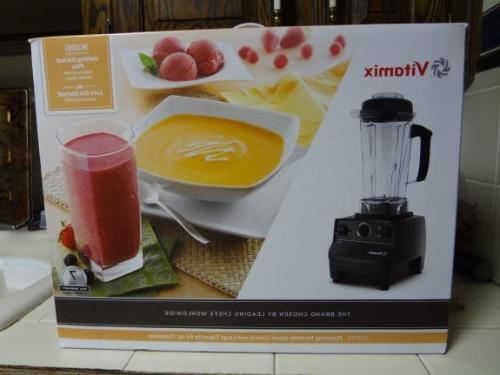 Vitamix 5200S - YR WARRANTY Countertop HP Jar Black