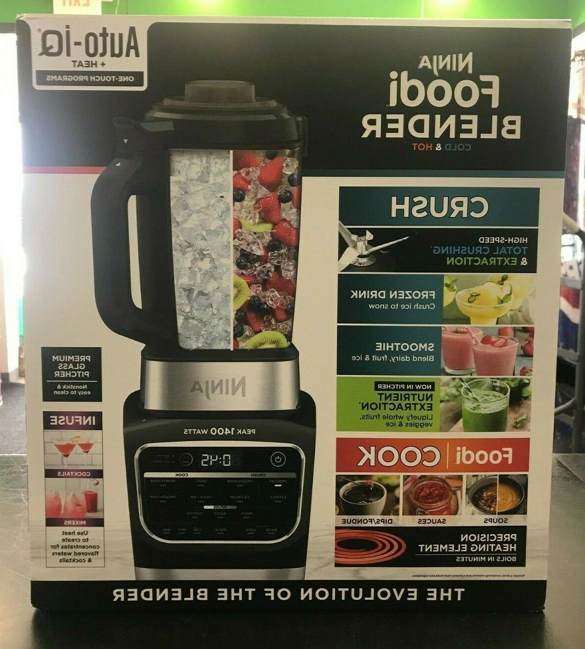 foodi blender hb152 brand new sealed