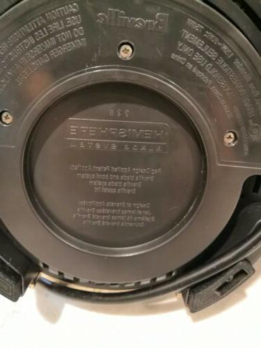 BREVILLE Blender BBL600XL works barely used.