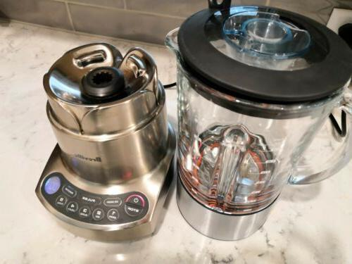 BREVILLE works perfectly, clean used.