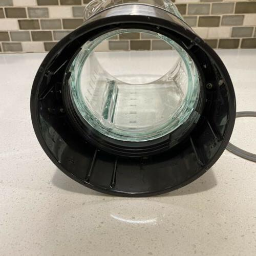 BREVILLE IKON Replacement Glass Blades and EUC