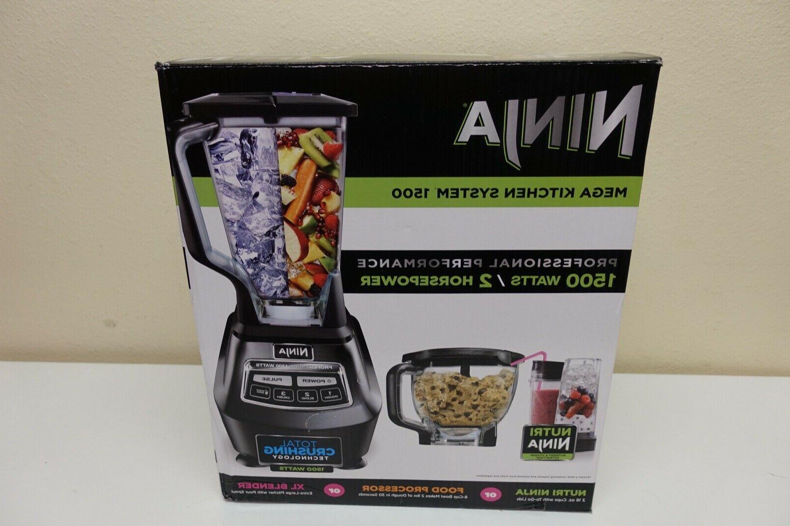 Ninja Mega Kitchen System Blender/Food Processor BL770 With