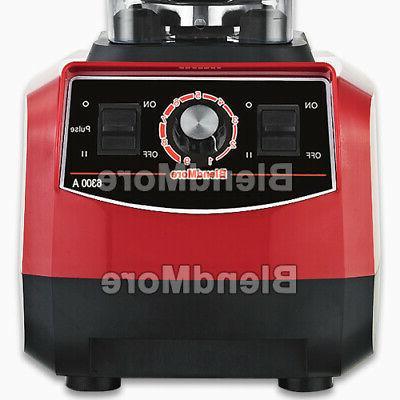 """NEW-2200W-BlendMore 6000-3HP BPA-free 2L-w/ """"Vitamix"""