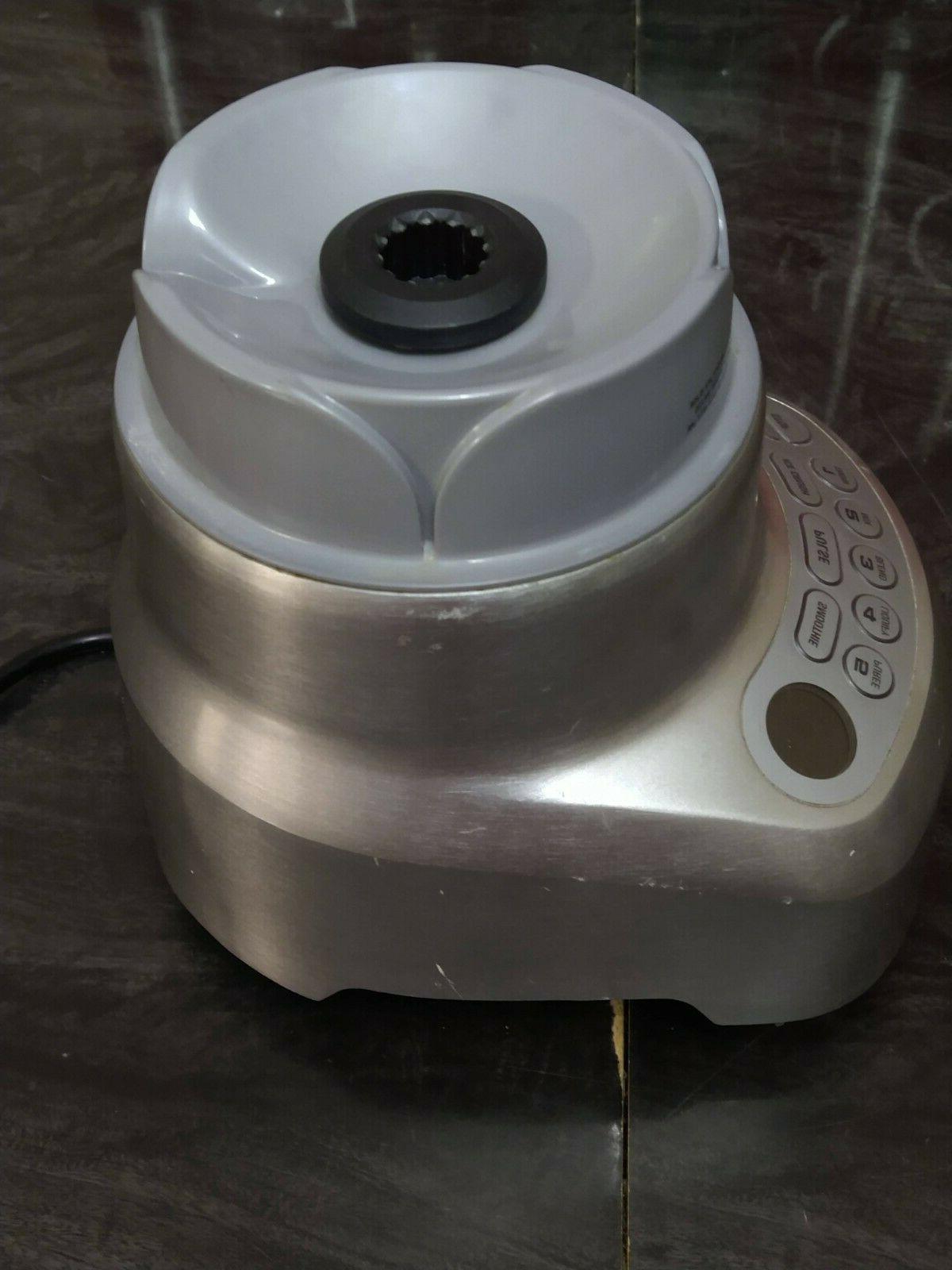 Pre-Owned Blender Motor Stainless Model BBL605XL