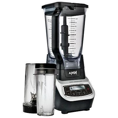 professional smoothie blender and nutri cups certified
