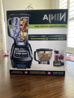 Ninja Mega Kitchen System  Blender/Food Processor with 1500W