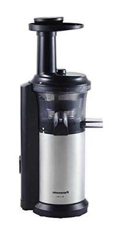 Panasonic MJ-L500 Slow Juicer with Frozen Treat Attachment,