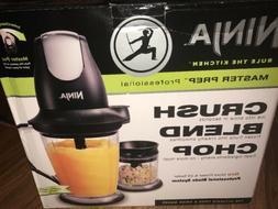 Ninja Master Prep QB1000 450 Watt Professional Blender Food