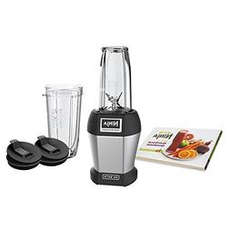 SharkNinja 900W Professional Blender with Cups, Silver