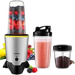 CHULUX Smoothie Bullet Blender Maker, 1000W High Speed Coffe