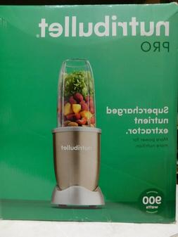 Nutribullet Pro 32 oz.Supercharged Nutrient Extractor-900 Wa