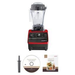 Vitamix Professional Series 200 Blender - Red