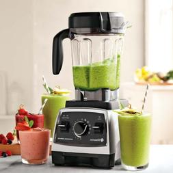 Vitamix Professional Series 750 Brushed Stainless Finish wit