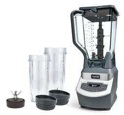 SharkNinja Professional Countertop Blender With Nutri Cups F