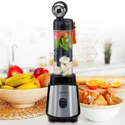 Rosewill Single Serve Vacuum Blender, Portable Personal Blen