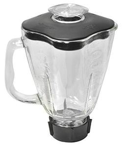 Ronnel Collection 6-Piece Square Blender Glass Jar Replaceme