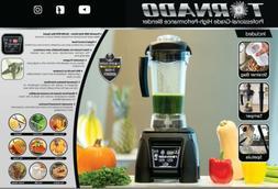TORNADO Professional Blender*Commercial *Vitamix-Alternative