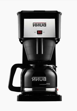 BUNN Velocity Brew 10-Cup Black Residential Drip Coffee Make
